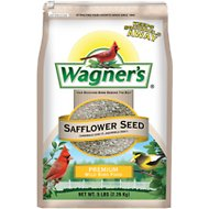 Wagner's Safflower Seed Premium Wild Bird Food, 5-lb bag