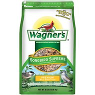 Wagner's Songbird Supreme Premium Wild Bird Food, 8-lb bag