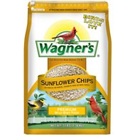 Wagner's Sunflower Chips Premium Wild Bird Food, 3-lb bag