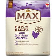 Nutro Max Puppy Recipe with Farm-Raised Chicken Dry Dog Food, 12-lb bag