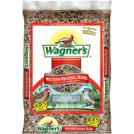Wagner's Western Regional Blend Deluxe Wild Bird Food, 8-lb bag