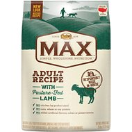 Nutro Max Adult Recipe with Pasture-Fed Lamb Dry Dog Food, 25-lb bag