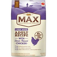 Nutro Max Large Breed Adult Recipe with Farm-Raised Chicken Dry Dog Food, 25-lb bag