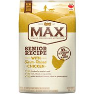 Nutro Max Natural Chicken Meal & Rice Senior Recipe Dry Dog Food