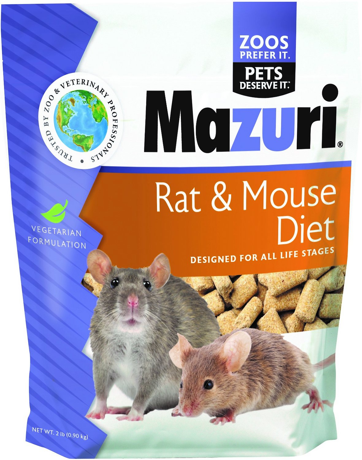 Mazuri Pet Food