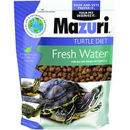 Mazuri Fresh Water Turtle Food, 12-oz bag