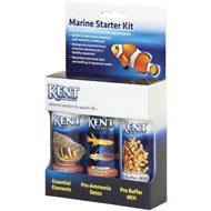 Kent Marine Aquarium Starter Kit, 3 count