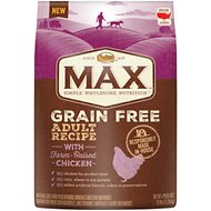 Nutro Max Grain-Free Adult Recipe with Farm-Raised Chicken Dry Dog Food, 25-lb bag