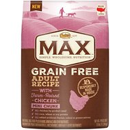 Nutro Max Grain-Free Mini Chunk Adult Recipe with Farm-Raised Chicken Dry Dog Food, 25-lb bag