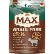 Nutro Max Grain-Free Adult Recipe with Pasture-Fed Lamb Dry Dog Food, 25-lb bag