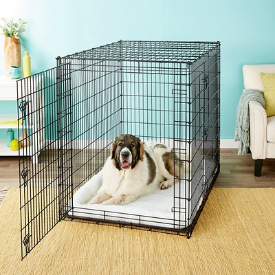 Frisco Xx Large Heavy Duty Double Door Dog Crate At Low Prices