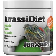 JurassiPet JurassiDiet Aquatic Turtle Food, 2.8-oz jar