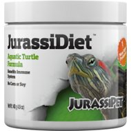 JurassiPet JurassiDiet Aquatic Turtle Food, 4.9-oz jar