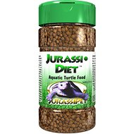 JurassiPet JurassiDiet Aquatic Turtle Food, 2-lb jar