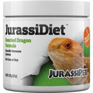 JurassiPet JurassiDiet Bearded Dragon Food, 4.9-oz jar