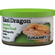 JurassiPet JurassiDiet EasiDragon Bearded Dragon Food, 1.2-oz can