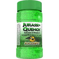 JurassiPet JurassiQuench Calcium & Vitamin C Reptile Waterer, 4-lb jar