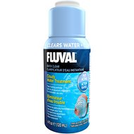Fluval Quick Clear Cloudy Water Treatment, 4-oz bottle