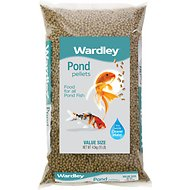 Wardley Pond Pellets Fish Food, 10-lb bag