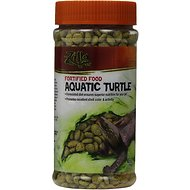 Zilla Aquatic Turtle Food, 6-oz bottle