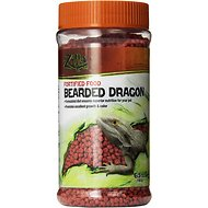 Zilla Bearded Dragon Food, 6.5-oz bottle