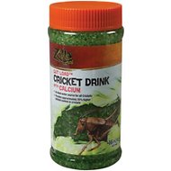 Zilla Gut Load Cricket Drink with Calcium Supplement, 16-oz bottle