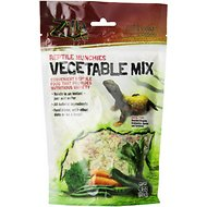 Zilla Reptile Munchies Vegetable Mix Lizard Food, 4-oz bag