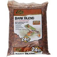 Zilla Bark Blend Reptile Bedding & Litter, 22.7-L bag