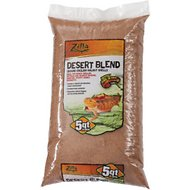 Zilla Ground English Walnut Shell Reptile Bedding, 5-quart bag