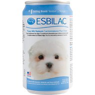 PetAg Esbilac Puppy Milk Replacer Liquid, 8-oz can