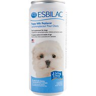 PetAg Esbilac Puppy Milk Replacer Liquid, 11-oz can