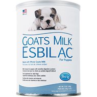 PetAg Goat's Milk Esbilac Puppy Powder, 12-oz can