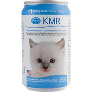 PetAg KMR Kitten Milk Replacer Liquid, 8-oz can