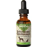 Animal Essentials Echinacea/Goldenseal Immune Support Dog & Cat Supplement, 1-oz bottle