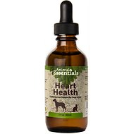 Animal Essentials Heart Health Cardiovascular Support Dog & Cat Supplement, 2-oz bottle
