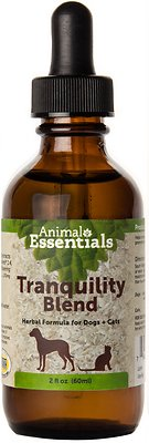 Animal Essentials Tranquility Blend Herbal Formula Dog Cat Supplement