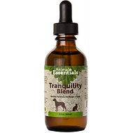 Animal Essentials Tranquility Blend Herbal Formula Dog & Cat Supplement, 2-oz bottle