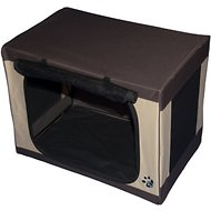 Pet Gear Travel-Lite Soft Pet Crate, Sahara, Medium