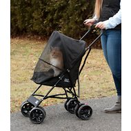 Pet Gear Travel Lite Pet Stroller, Black