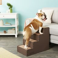 Pet Gear Pet Step, Chocolate, 4-step