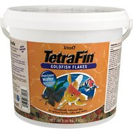 TetraFin Goldfish Flakes Fish Food, 2.20-lb bucket