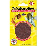 Tetra Vacation Tropical Slow Release Fish Feeder Food, 14-days