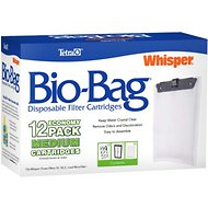 Tetra Bio-Bag Medium Disposable Filter Cartridges, 12-count