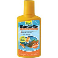 Tetra WaterClarifier Freshwater Aquarium Water Conditioner, 8.45-oz bottle