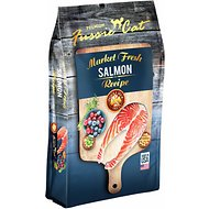 Fussie Cat Market Fresh Salmon Recipe Dry Cat Food, 10-lb bag