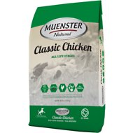 Muenster Natural Classic Chicken All Life Stages Dry Dog Food, 30-lb bag