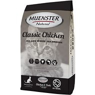 Muenster Natural Classic Chicken All Life Stages Dry Cat Food, 5-lb bag