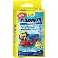 Tetra BettaSafe Starter Kit Water Conditioner, 8 count