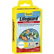Tetra Lifeguard All-in-One Bacterial & Fungus Treatment, 12 count