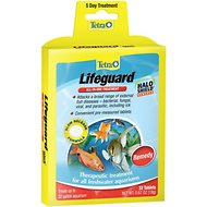 Tetra Lifeguard All-in-One Bacterial & Fungus Treatment, 32-count